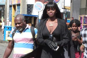 Magistrate dismisses charge against former fashion model