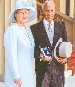 Sir Cecil among seven on Honour List