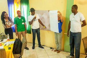 Participants lap up introductory sport psychology workshop