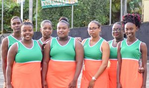 Star Girls rejoin Richland Park netball competition