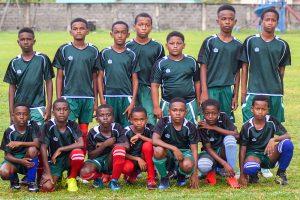 SV gets revenge by  winning North East U-13 football title