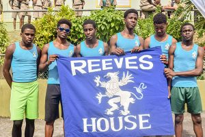 Reeves, Moffett retain inter-house road relay titles
