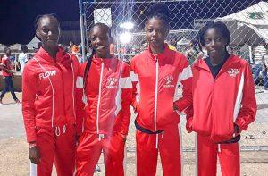 SVGS, TSSS medal at  Barbados Relay Fair