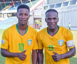 Vincy Heat finishes Nations League  qualifiers in triumph