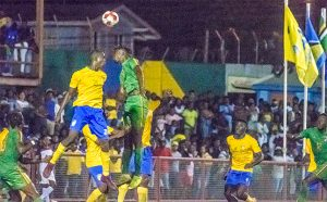Vincy Heat  receive  overwhelming support at  Victoria Park