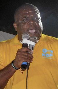 NDP vice presidents promise Vincentians 'better way of life'
