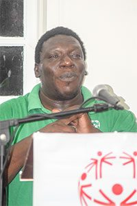 Special Olympics SVG sports director lauds athletes' commitment