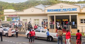 New Buccament Polyclinic opens