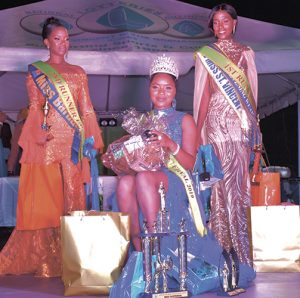 St Lucian is 2019 Miss Easterval