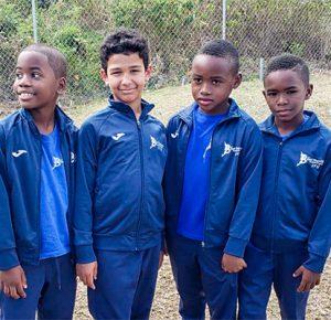 Blue Marlins set five new records at RHAC