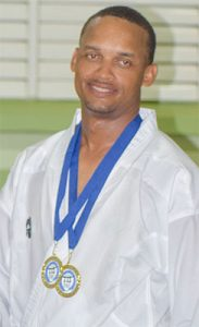 Quartet win double at Seishin Karate Club Championships