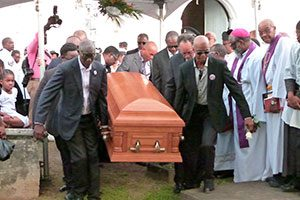 Former Parliamentarian Laid to rest