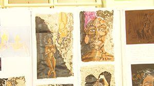 SVGCC final year Fine Art students  showcase talent