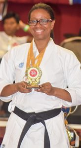 Seishin retains national karate championships title