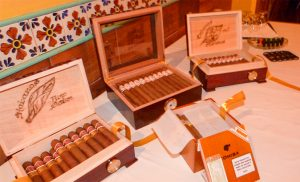Cuban couple bring a cigar experience to the social scene