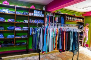 New fitness apparel store opens in SVG