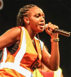 Shorty T shows she is queen of Junior Soca