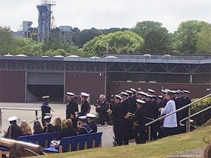 Vincentian Sailor in UK Navy Awarded
