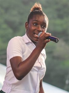 Singing Kristy releases 'Global Monster' for 7th  calypso crown