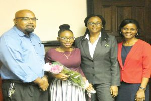 Students awarded Building and Loan scholarships
