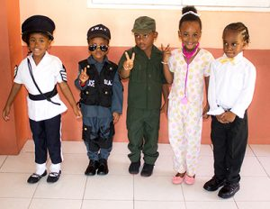 The Sky's the Limit for Kingstown Day Nursery & Pre-school Graduates