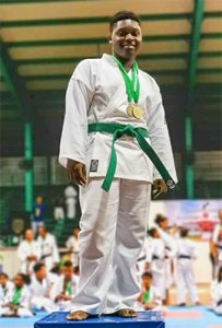 Vincentian karatekas pouch nine medals at Caribbean Championships