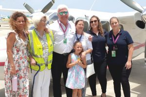 Veteran pilot gives up his wings after 46 years of flying