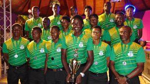Windwards second as Barbados wins U-19  regional cricket title
