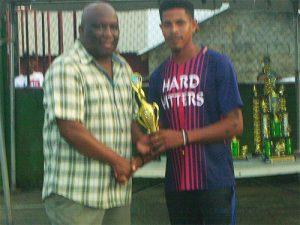 Willamses dominate Marriaqua softball cricket awards