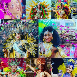 A Vincy's First Notting Hill Carnival Experience