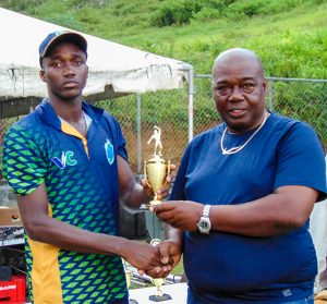 SVG loses last ball thriller in friendly cricket series