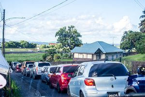 RSVGPF tackles traffic congestion in Arnos Vale area