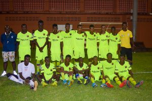 Defending champs take shields in schools' football opening