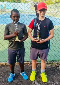 Fuzion Tennis  Academy host forth annual  tennis competition