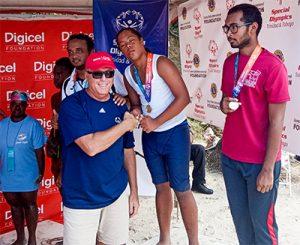 Sosvg participates  in Sott Beach Games in Trinidad