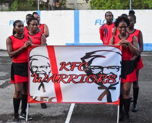 Firms Industrial netball tournament 2019 serves off