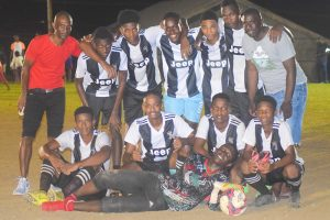 Sharpes teams boss Central Kingstown football competition