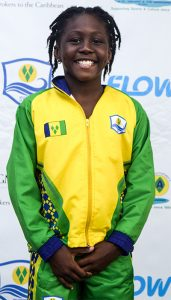 Vincentians reset OECS swim records