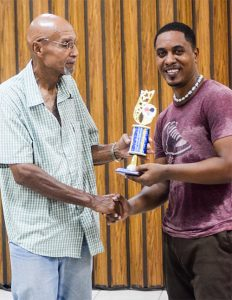 KBC champs inter church table tennis titles