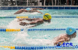 SVG inch up the ladder in OECS swimming