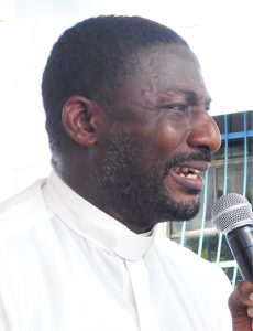 Christians march in protest of anti-buggery laws challenge