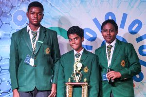 Students showcase their innovative ideas at icode784 competition