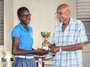 Schools' TT singles champions known