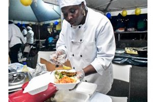 Barrouallie Technical Institute Hosts  Culinary Festival
