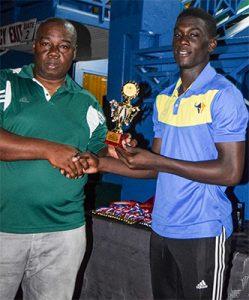 SVGCC host inaugural Otis Jack Cup