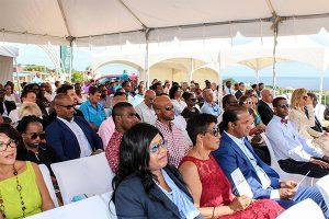 Investors break ground on US$60 million Royal Mill project