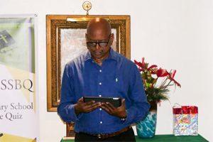 Secondary School Bible Quiz honours its 2019 Distinguished Graduate