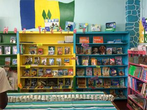 Layou Government reopens  library after decade of inactivity