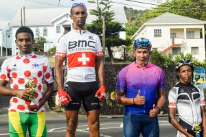 Top cyclists resume winning pattern