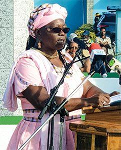 Proud to be Garifuna
